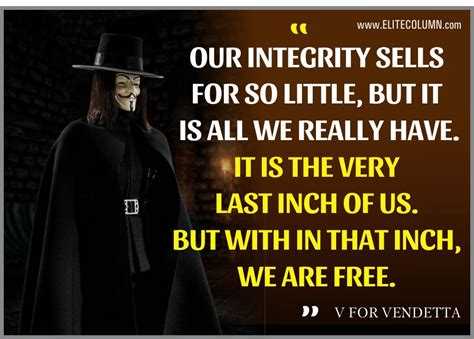 12 V For Vendetta Quotes To Send Chills Down Your Spine