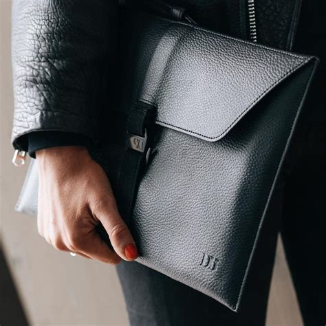 """Douchebags The Proper 13"""" Laptop Sleeve-Black - Wasted"""