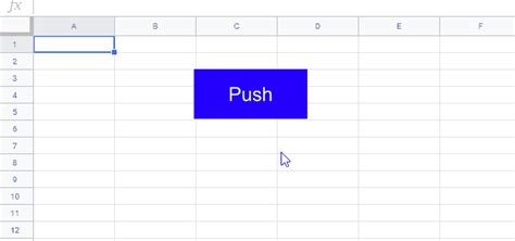 Switching Buttons for Google Spreadsheet using Google Apps