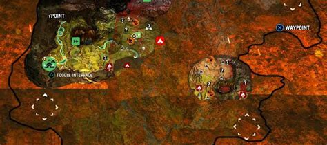 See just how big Far Cry Primal's map really is | GamesRadar+