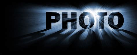 backlit Text Effect from Photoshop User Magazine