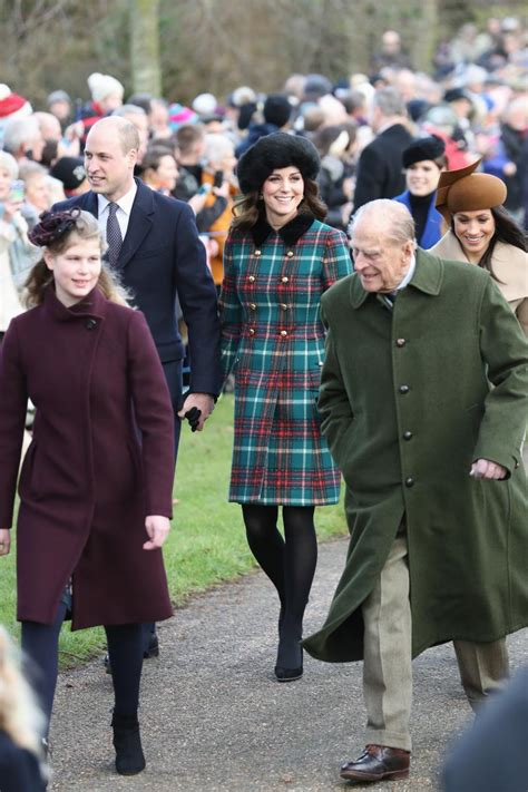 Kate Middleton, Prince William Hold Hands On The Way To