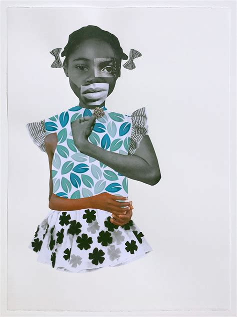 Fragile but Fixable: The Collages of Deborah Roberts
