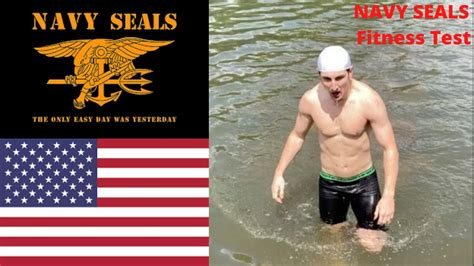 Attempting the Navy Seal Fitness Test without training