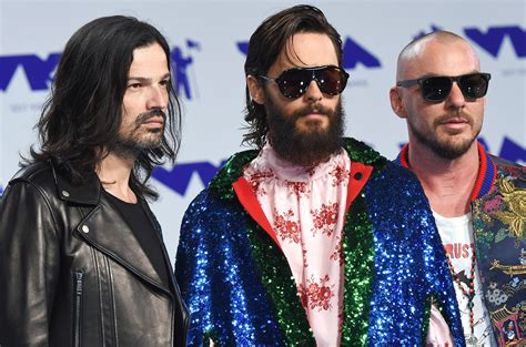 30 Seconds To Mars Guitarist Tomo Milicevic Quits: 'This
