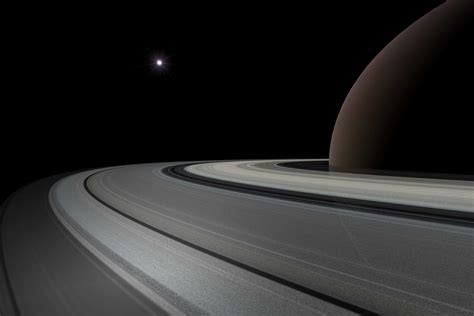 Cassini Spacecraft: The New Lord of the Rings – Now