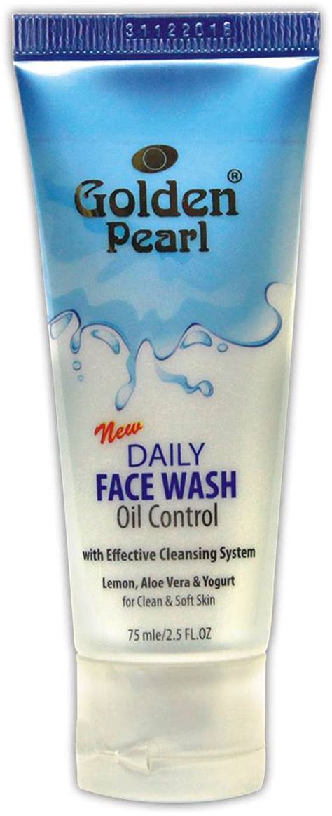 Golden Pearl Herbal & Daily Face Wash Oily Skin Price Review