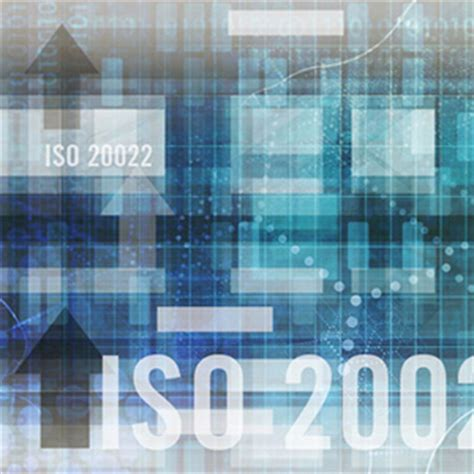 ISO 20022 message guidelines approved and published