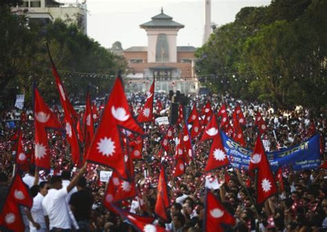 """NEPAL For Nepali lawmakers, """"spiritual desertification"""" is"""