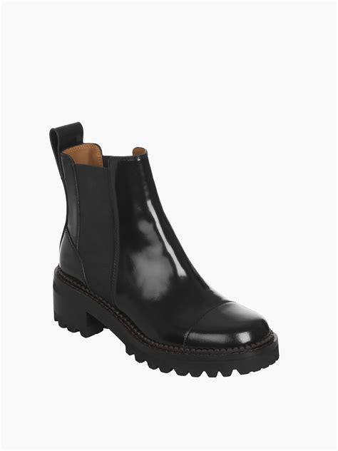See By Chloé Mallory Ankle Boot | Chloé CH