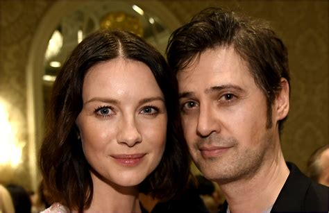 Outlander's Caitriona Balfe Is Married to Tony McGill