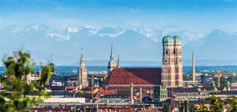 This is why Munich is the most liveable city in the world