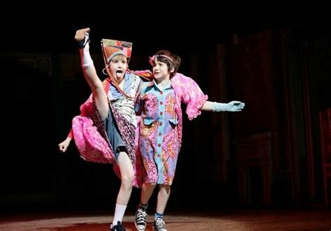 Billy Elliot London at the Victoria Palace Theatre