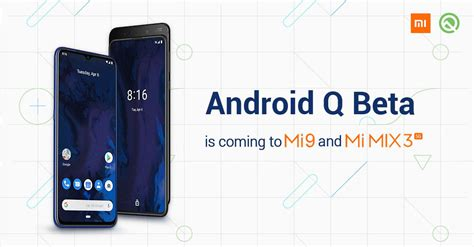 List of Xiaomi Phones that will get the Android Q - Gizmotech