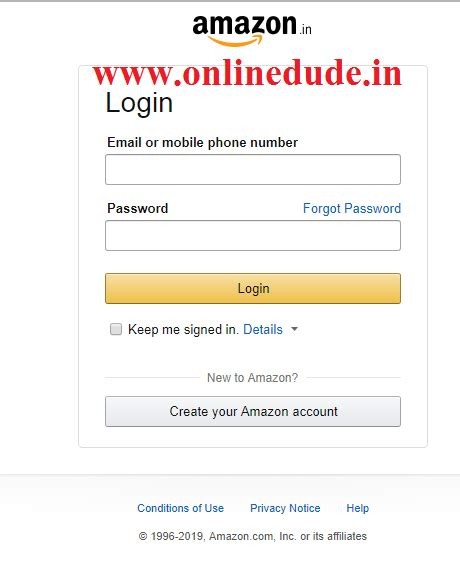 How to create Amazon affiliate account - Online Dude