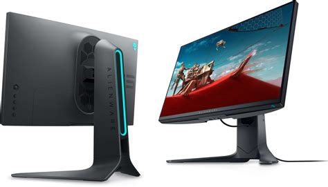 CES 2020: Dell Alienware 25 Gaming Monitor Features 240Hz