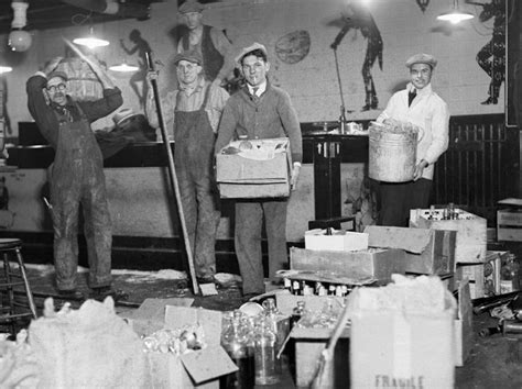 Flashback Photos: Prohibition Is Repealed and an Era Is