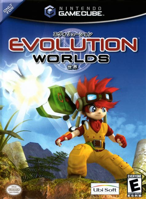 Evolution Worlds - GameCube (NGC) ROM - Download