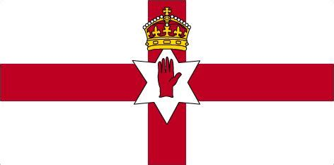 Flag of Northern Ireland   unofficial flag of a unit of