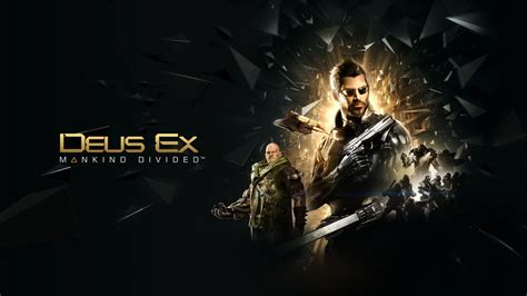 Deus Ex Mankind Divided Game Wallpapers | HD Wallpapers