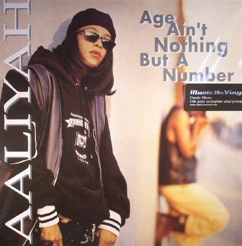 AALIYAH Age Ain t Nothing But A Number (Record Store Day