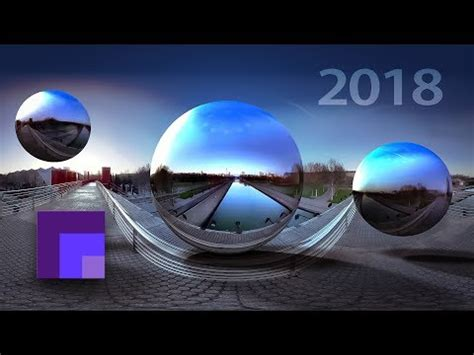 360 3D Spherical Panoramas in Photoshop CC 2018 - Edit