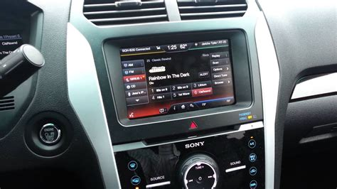 Ford Sync problems - YouTube