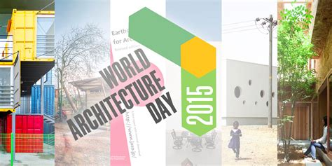 UIA announced the theme of World Architecture Day