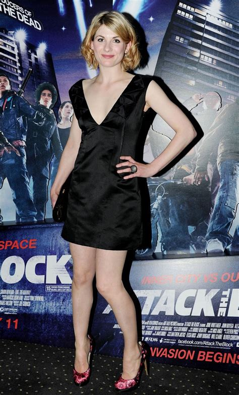 Jodie Whittaker Photos Photos - Attack the Block in London