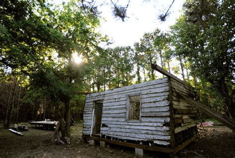 Slave Cabin to Get Museum Home in Washington - The New