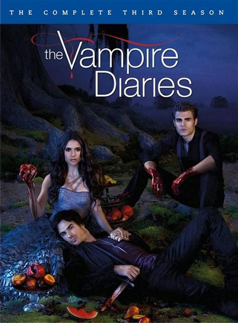 The Vampire Diaries: The Complete Third Season Poster