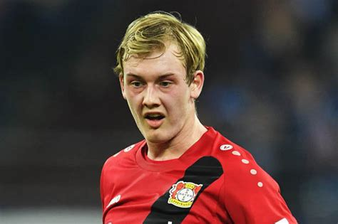 Julian Brandt is being watched by Man United, Arsenal and