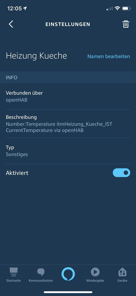 [SOLVED] Alexa can´t reach devices exposed and added to