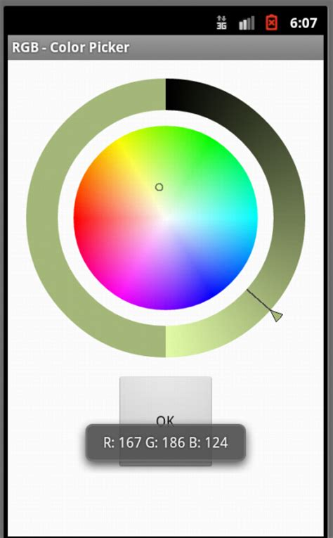 RGB - Color Picker - Android Apps on Google Play