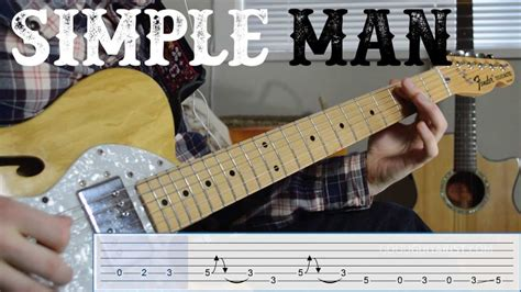 """Learn the riff from """"Simple Man"""" by Lynyrd Skynyrd – Quick"""