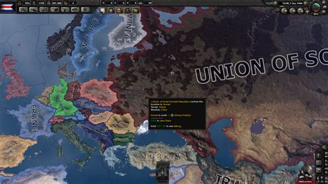 The Red Wall mod for Hearts of Iron IV - Mod DB