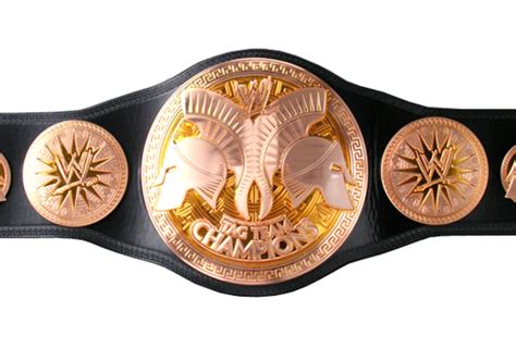 Wrestling Gold: The History of the WWE World Tag-Team