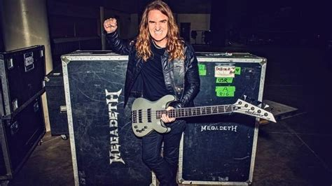 """MEGADETH Bassist DAVID ELLEFSON - """"All I Ever Wanted To Do"""
