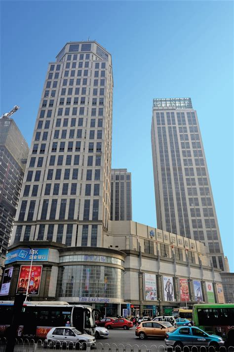 Nanjing Road, Heping District, 300051   Global Office Search