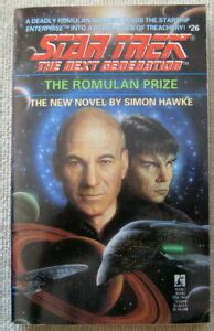 The Romulan Prize (Star Trek: The Next Generation #26) by