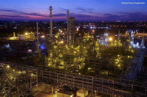Staatsolie wraps Suriname refinery expansion - Oil & Gas