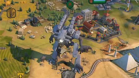 Giant Death Robots return in Civ 6: Gathering Storm and