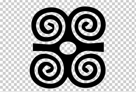 Adinkra Symbols Humility Ghana Meaning PNG, Clipart