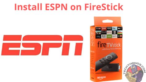 ESPN on FireStick: Download & Install For Free (2020