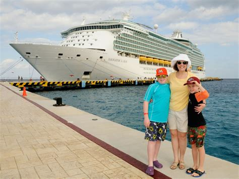 My Family's Cruise on Royal Caribbean's _Navigator of the