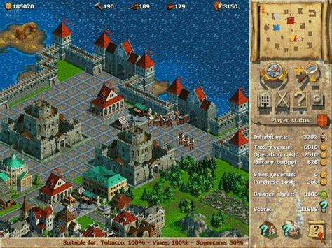 Anno 1602: Creation of a New World (1998) by Max Design