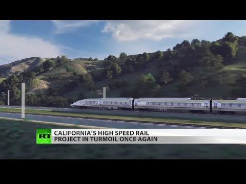 California's Bullet Train Gets Yet Another Price Hike