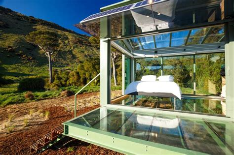 PurePods: Rent a Glass House Surrounded by Nature