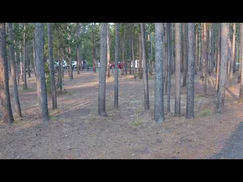 our campsite - Picture of Madison Campground, Yellowstone