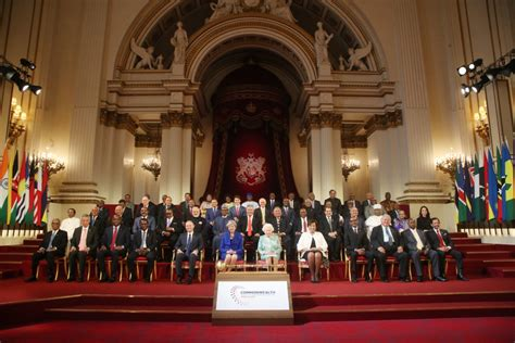 The Commonwealth Heads of Government Meeting 2018   The